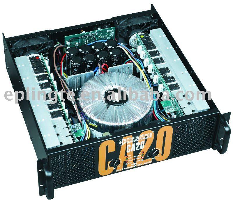 Amplificador De La Serie Ca Ca20 Amplificador