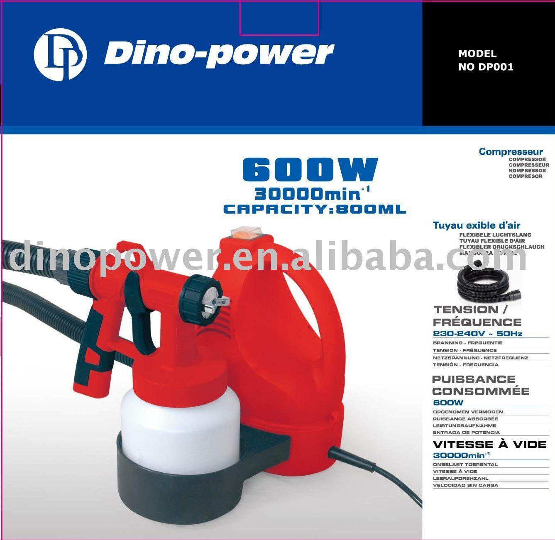 Dp 001 el pistola de pintura el ctrico pistola rociadora - Pistola de pintura electrica ...