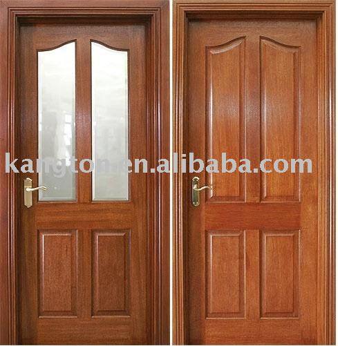 d 39 ing nierie acajou porte en bois portes id du produit. Black Bedroom Furniture Sets. Home Design Ideas