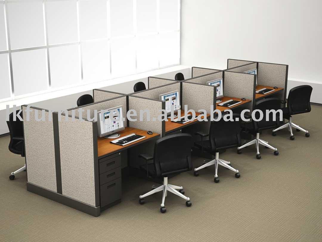 Dise o popular de oficina centro de llamadas cub culos con for Cubiculos de oficina
