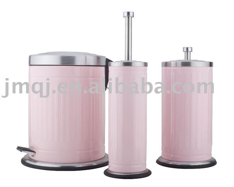 rose accessoires de salle de bains avec tpr base anneau. Black Bedroom Furniture Sets. Home Design Ideas