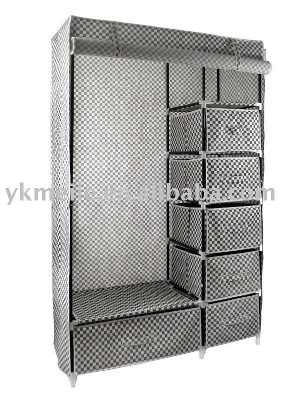 Artesanato Natal Ponta Negra ~ no tejido armario tela demás muebles de metal Identificación del producto 322783741 spanish