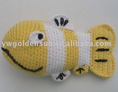 Amigurumi Fish Bone Free Pattern : FISH SKELETON CROCHET PATTERN Free Crochet Patterns
