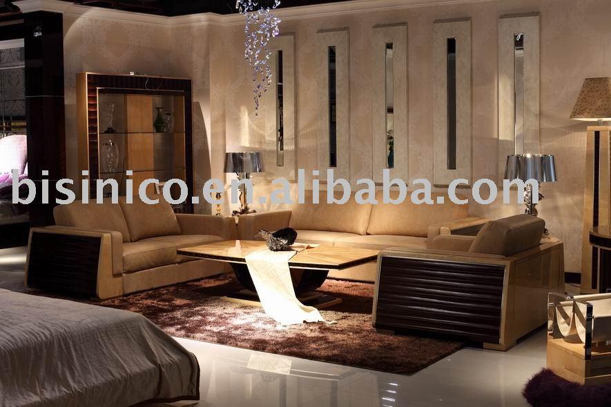 Modernen stil sofa im wohnzimmer und beistelltisch liebe for Wohnzimmer couch modern