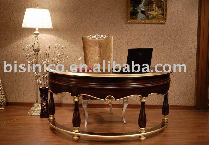 Antiguo estilo del ministerio del interior silla y mesa for Estilo hogar muebles