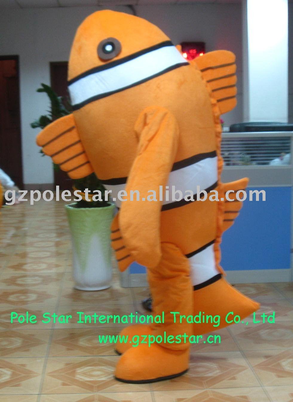 la fête a pouing lâcher vous ! Avec quelques photos vidéos ou même des commentaires - Page 4 Clown_Fish_Costume