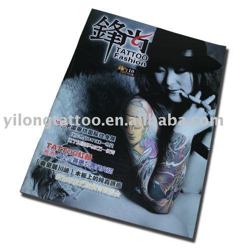 libros tatuajes. libro del tatuaje. Lugar del origen: Zhejiang China (Mainland)