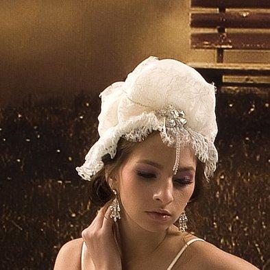 ����� ����� 2014 ����� ����� bridal_veil_wedding_dress_lace_edge_embroidery_arabic_elegant_hat.jpg