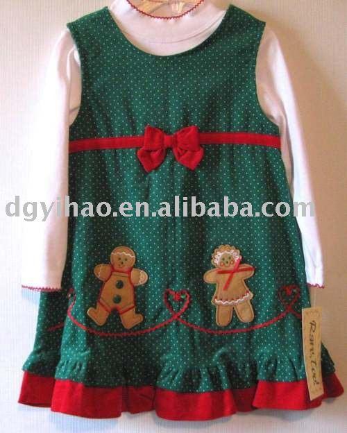 Girls_Christmas_Gingerbread_ ...