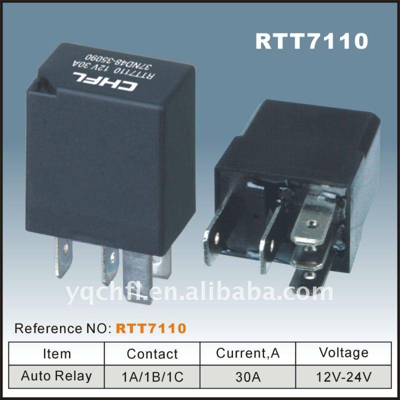 12v 30a relais automatique voiture micro apa3311 relais. Black Bedroom Furniture Sets. Home Design Ideas