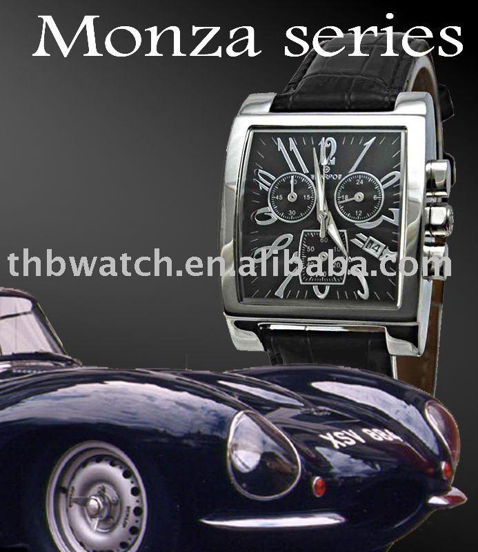 Men's Chronograph Watch - China quartz Watch,Chronograph Watch