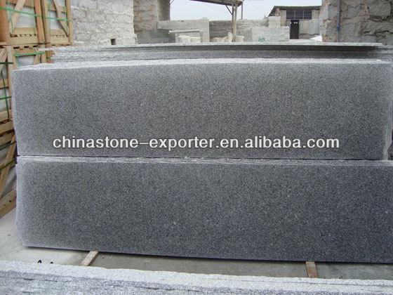 Chinois grey granite comptoir vente chaude comptoirs for Dessus de comptoir salle de bain