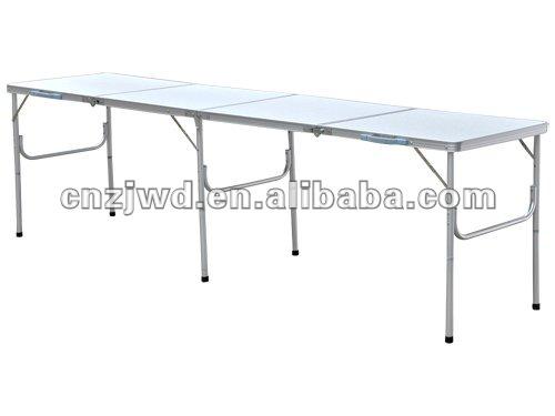Alluminio pieghevole tavolo da picnic quattro sezioni - Ikea tavolino pieghevole ...