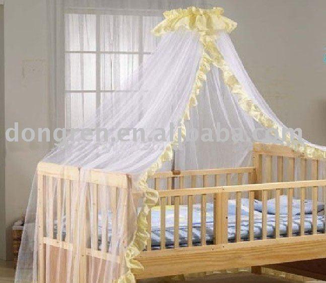 Mosquitero para beb s imagui - Como hacer un pabellon para cama ...