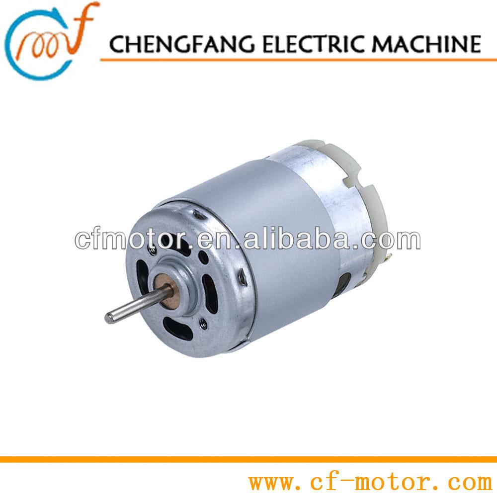 Cruzador motor rs 385sa motor el trico pequeno escova do for Small electric motor brushes