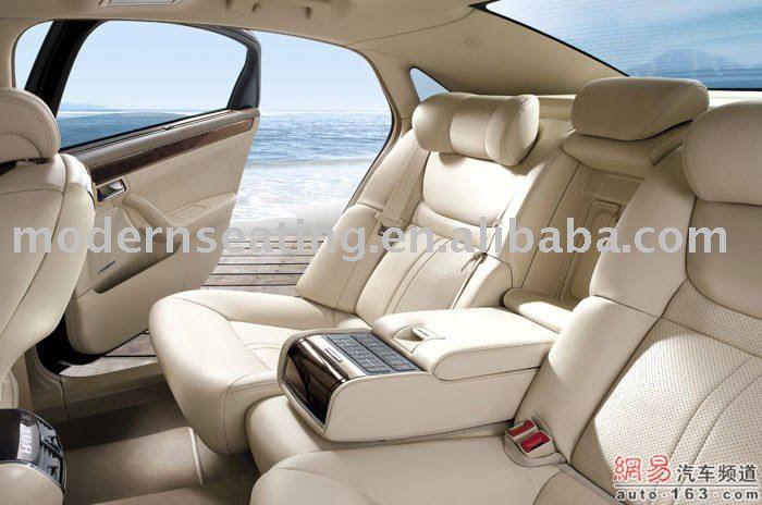 asiento de cuero genuino cubre un coche revestimientos para asientos identificaci n del producto. Black Bedroom Furniture Sets. Home Design Ideas