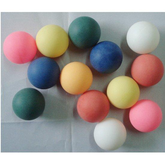 Qué medidas tiene una pelota de ping pong?
