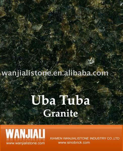 Uba tuba granito brasile o de granito granito identificaci n del producto 355247606 spanish for Granito brasileno