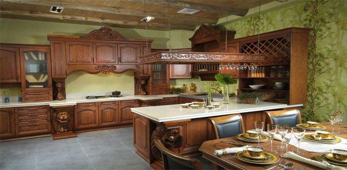 Decoraci n e ideas para mi hogar cocinas de lujo - Casa seleccion decoracion ...