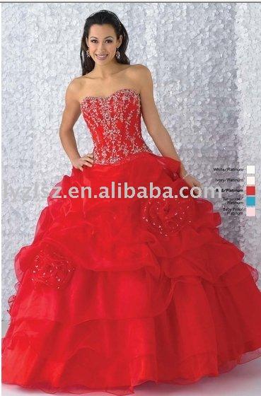 vestidos de quinceanera 2011. Vestido 2011 atrativo do
