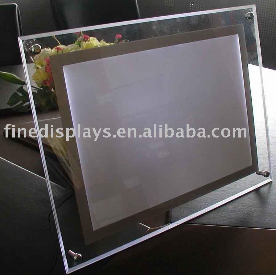 Led Plexiglass
