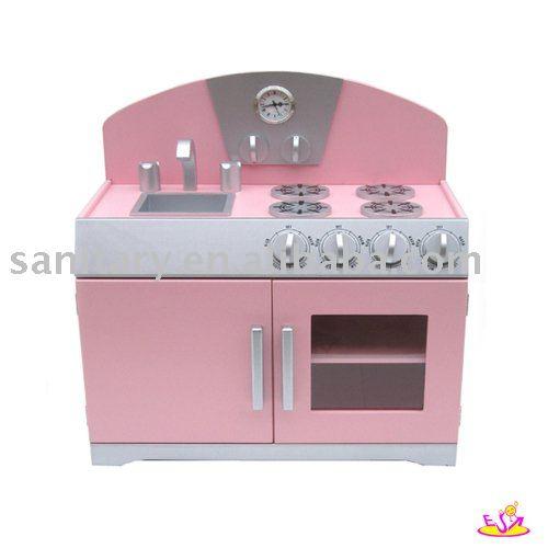 2015 nueva cocina de juguete popular de madera fingir 2015 new toys kitchen play set popular wooden pretend