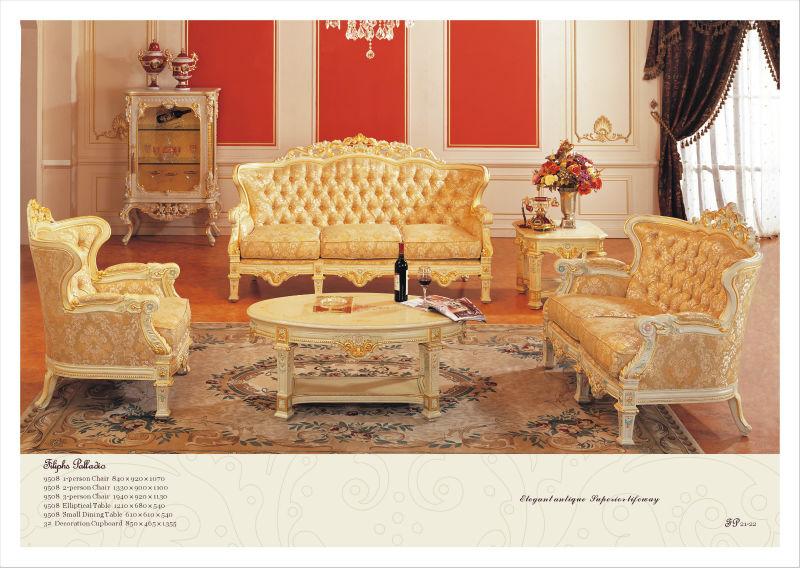 Muebles de estilo italiano sal n italiano de muebles de for Muebles estilo italiano