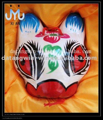 Marusero • Gari (7.0) Chinese_Traditional_Handmade_Clay_Statue_Hare_of_Twelve_Chinese_Zodiac_Signs