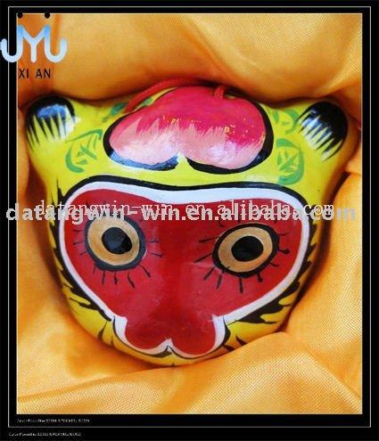 Marusero • Gari (7.0) Chinese_Traditional_Handmade_Clay_Craft_Monkey_of_Twelve_Chinese_Zodiac_Signs
