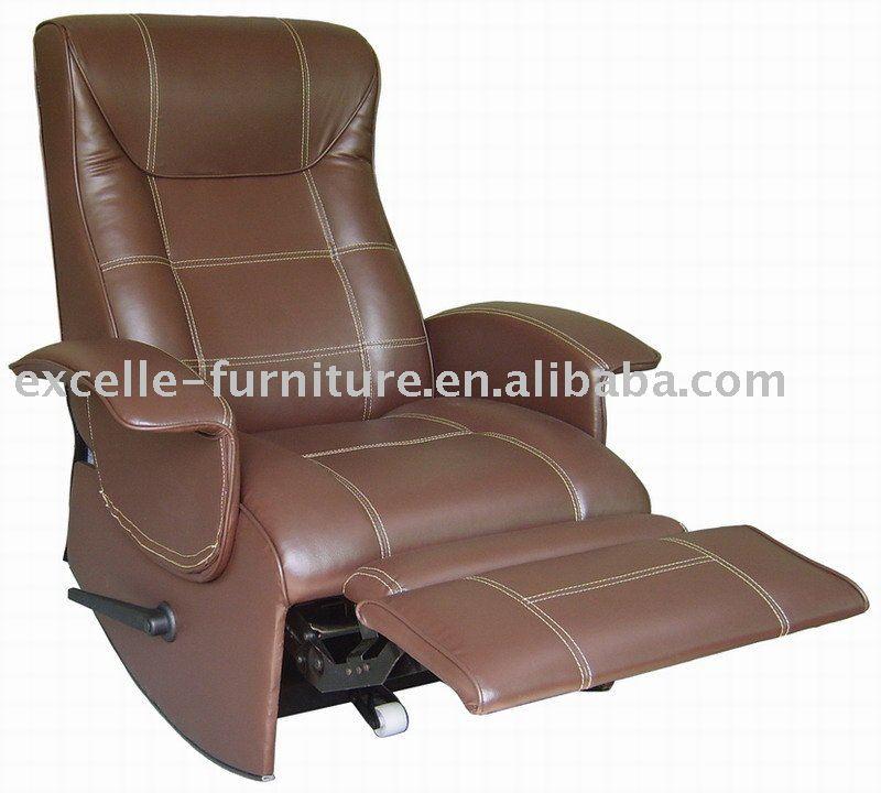 Silla de sal n relajarse silla silla del ocio sillas sala estar identificaci n del producto - Sofa mecedora ...