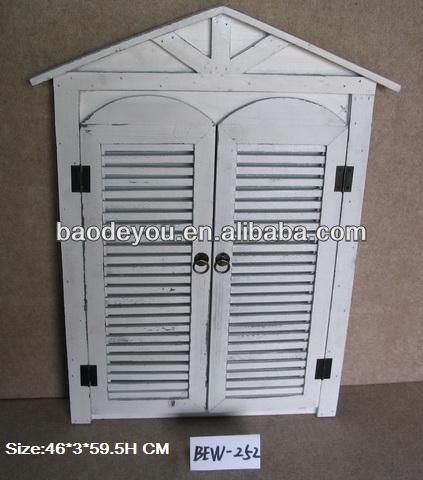 Fen tre blanche en forme de miroir d coratif cadre id du for Miroir en forme de fenetre