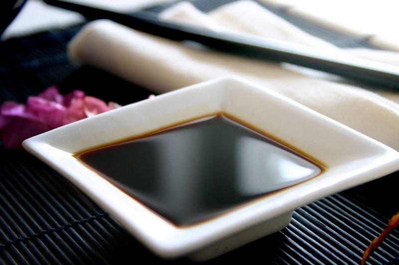صلصة الصويا السوشي اليابانية
