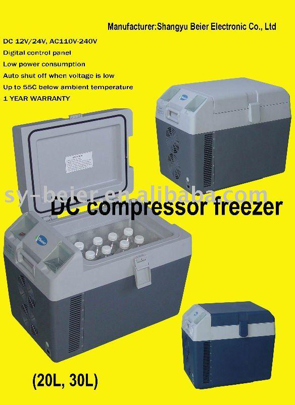 12v 24v compressore frigo auto auto frigorifero id prodotto 385530964. Black Bedroom Furniture Sets. Home Design Ideas