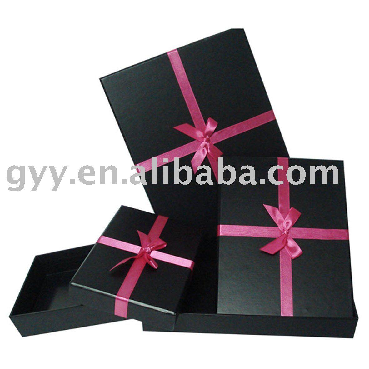 bo te d 39 emballage cadeau caisses d 39 emballage id du produit 390552399. Black Bedroom Furniture Sets. Home Design Ideas