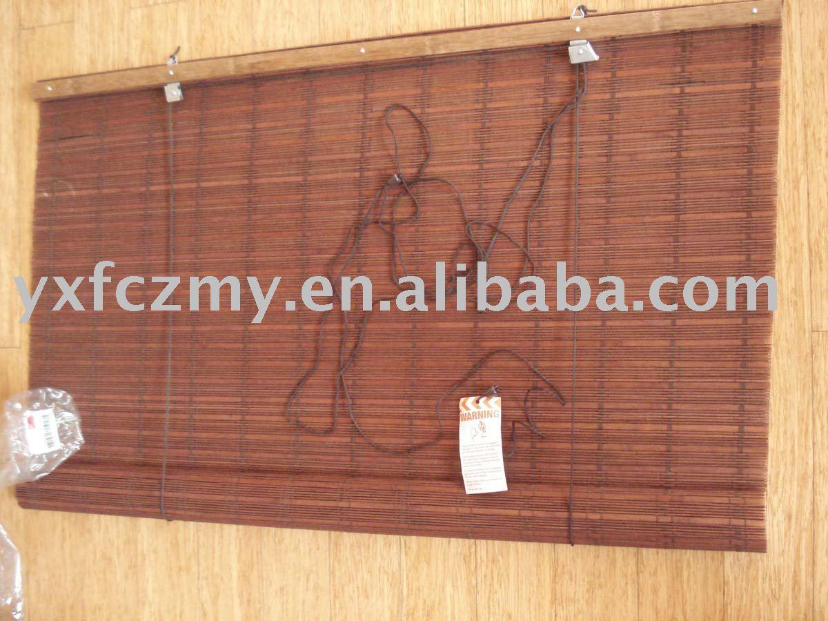 Persianas del bamb y de la ca a persianas enrollables y - Precio de una persiana ...