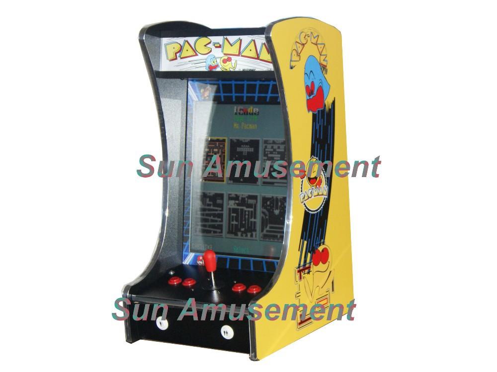mini ms pacman arcade machine