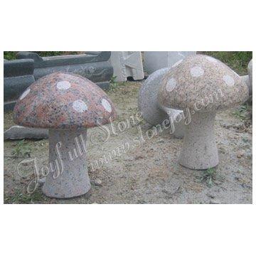Jard n adornos de piedra de setas artesan as populares for Jardin de setas