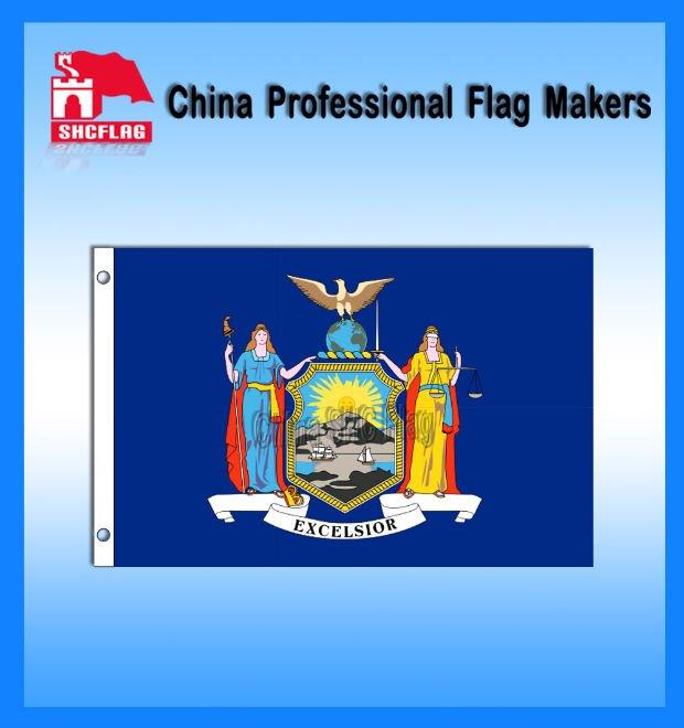 флаг нью йорка