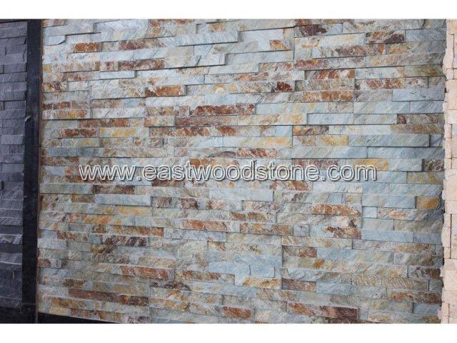 Pin natural de piedra la pared fuente en cascada para r - Piedra paredes interior ...