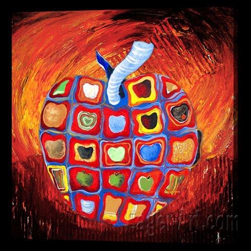 Arte abstracto facil imagui for Imagenes de cuadros abstractos faciles de hacer