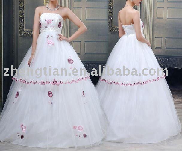 Самые дешевые свадебные платья