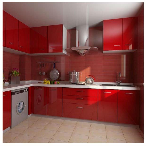 uv pintura placa color para cocina puerta del armario