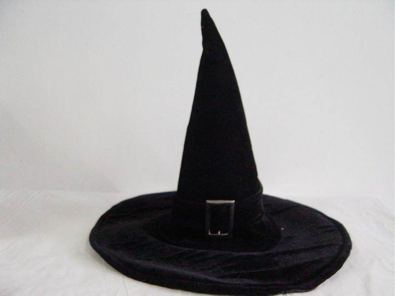 черный шлем ведьмы Halloween