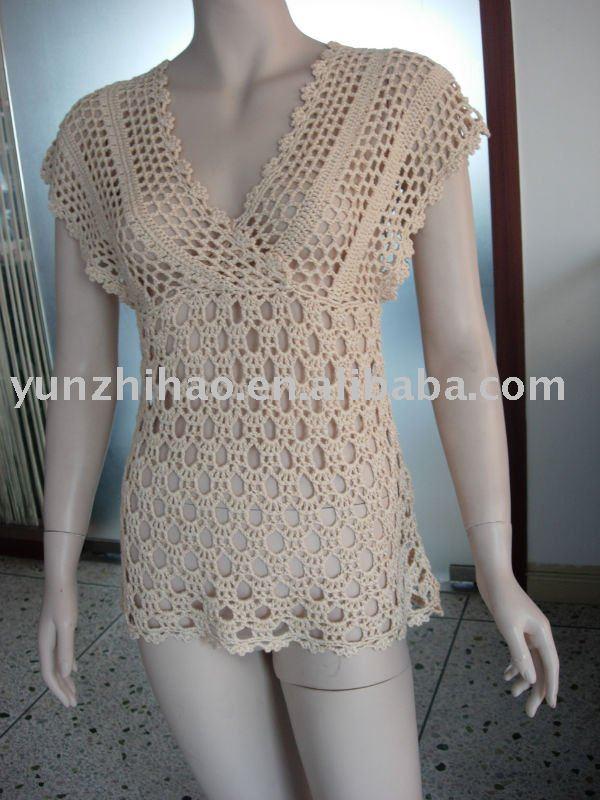 Plus Size Crochet Sweater Pattern Free