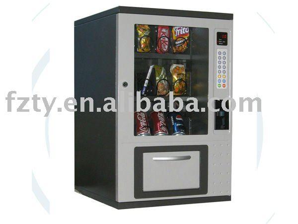 small soda vending machine