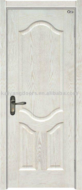 porte d 39 int rieur de peinture blanche portes id du produit 458593639. Black Bedroom Furniture Sets. Home Design Ideas