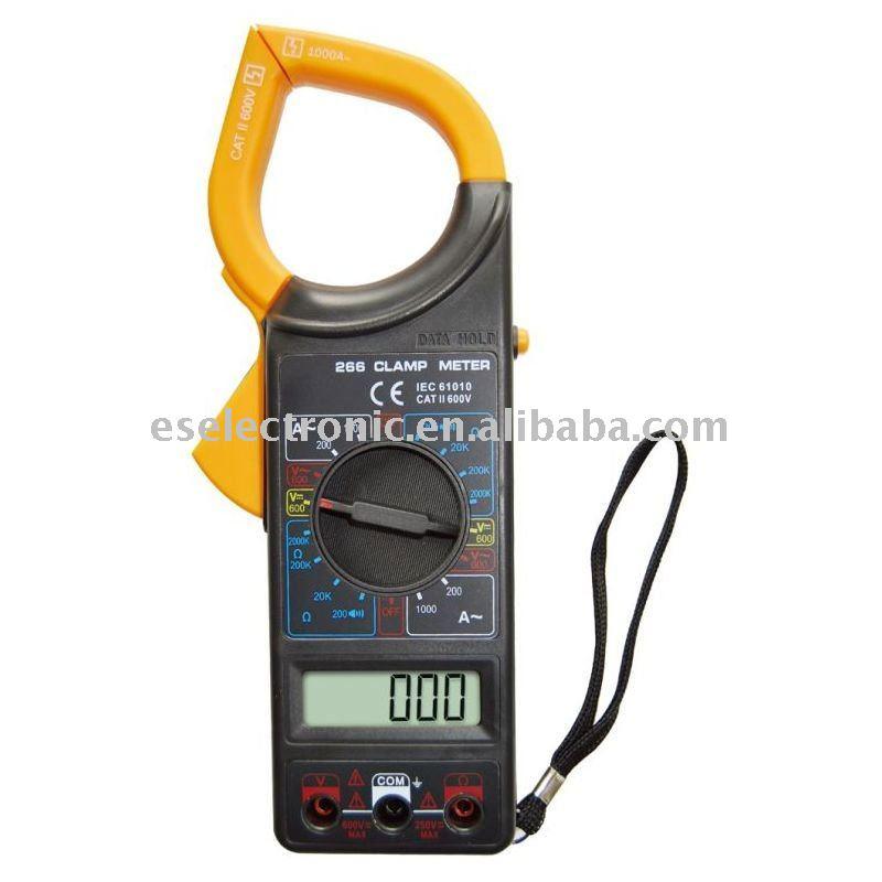 Digital Clamp Meter Dt 266 : Скачать Инструкцию На digital clamp multimeter dt без