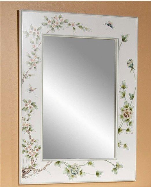 De aluminio espejo marco del espejo espejos ba o for Espejos con marco de madera decorados