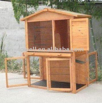 Construcci n casa conejo - Casa conejo ...