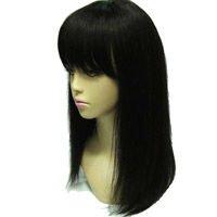 Qualidade superior da peruca do cabelo humano da forma